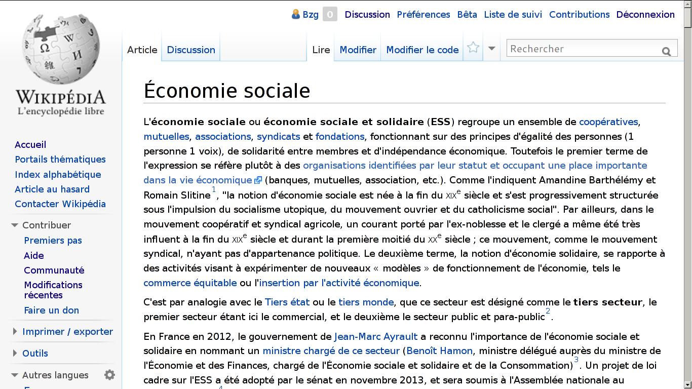 aide sociale wiki